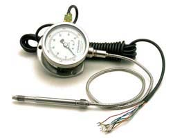 CTG6S Melt Pressure Gauge With Transducer Output