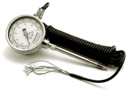 RTG6MA or V Melt Pressure Gauge With Transmitter Output