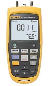 Fluke 922 Airflow Meter/Micromanometer