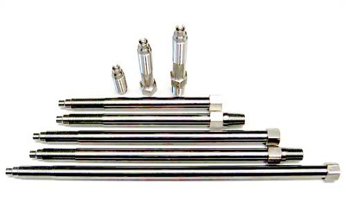 Extruder Rupture Disks (Burst Plugs)