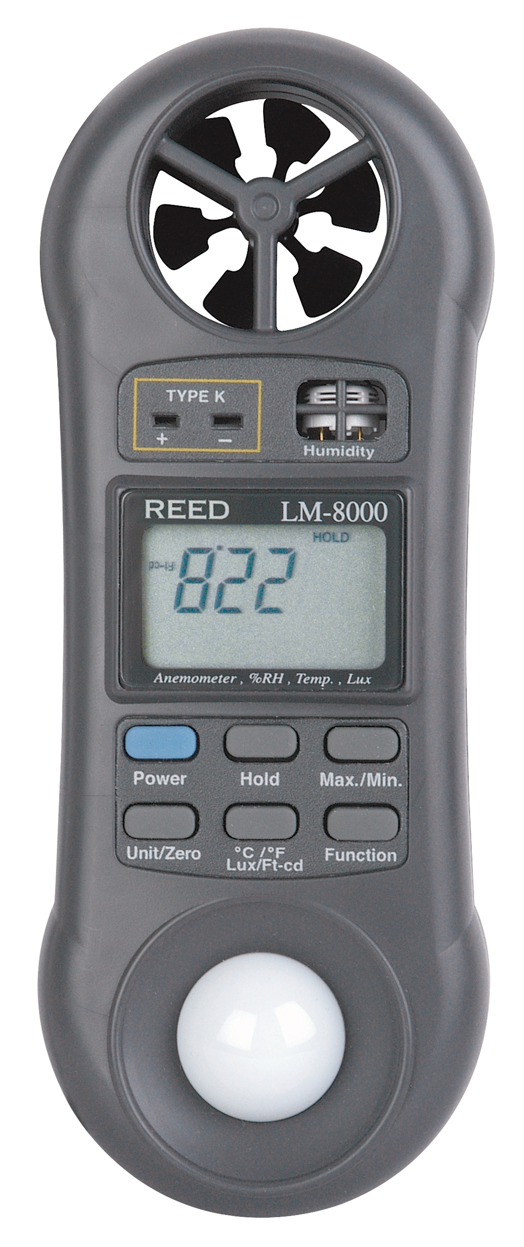 Reed Instruments Lm-8000 Environmental Meter Lm8000