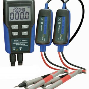 Reed Instruments R5003 AC Voltage and Current Data Logger