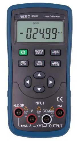 Reed Instruments R5820 Loop Calibrator (Replaced VC05)