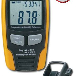 Reed Instruments R6030 Temperature Humidity Data Logger (Replaced ST-172)