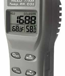 Reed Instruments 77535 Indoor Air Quality Meter