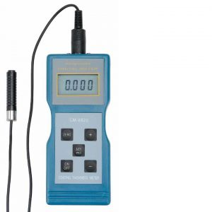 Reed Instruments CM-8822 Coating Thickness Guage & Probes