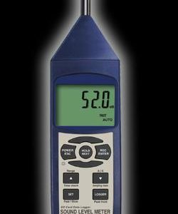 Reed Instruments SD-4023 Sound Level Meter SD Card Data Logger
