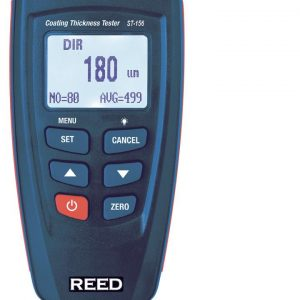 Reed Instruments ST-156 Coating Thickness Gauge, 1250µm/50mils