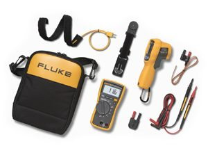 Fluke 116 and 62 MAX+ Technician's Combo Kit