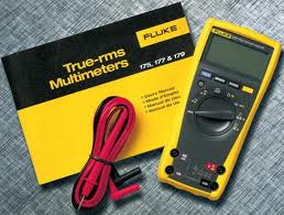 Fluke 177 ESFP TRMS Digital Multimeter