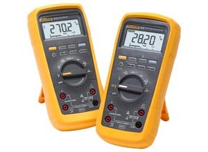 Fluke 27II Industrial Rugged Multimeter