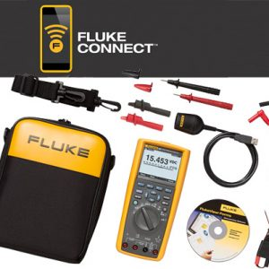 Fluke 287 FVF FlukeView Forms Combo Kit