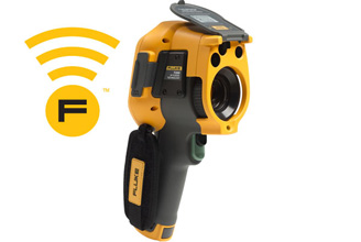 Fluke Ti300 Infrared Thermal Imaging Camera