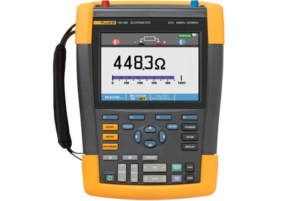 Fluke 190-062 ScopeMeter Test Tool