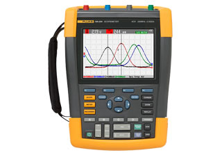 Fluke 190-102/S ScopeMeter Test Tool