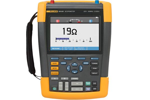 Fluke 190-202 ScopeMeter Test Tool