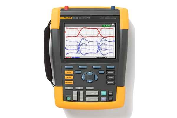 Fluke 190-502/S ScopeMeter Test Tool