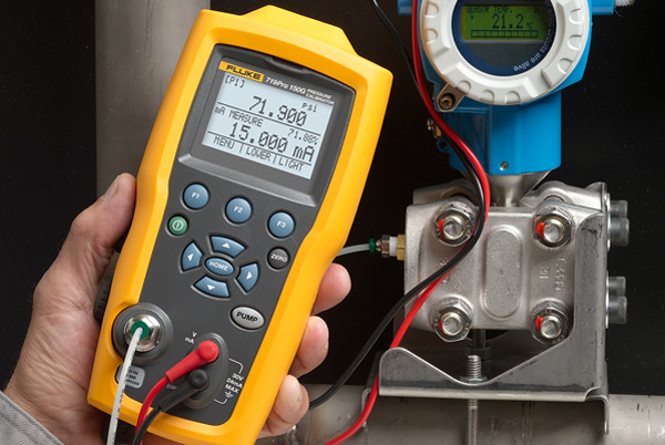 fluke 715 calibrator user manual