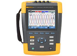 Fluke 435 Series II Power Quality and Energy Analyzer
