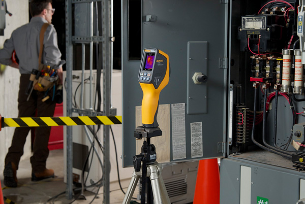 Fluke Vt04a Visual Ir Thermometer High Tech Systems