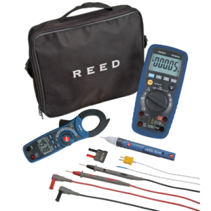 Reed Instruments ST-HVACKIT Air Quality Combo Kit