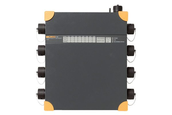 Fluke 1760TR Basic Three-Phase Power Quality Recorder