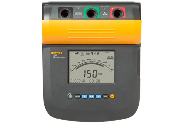 Fluke 1550C 5 kV Insulation Tester