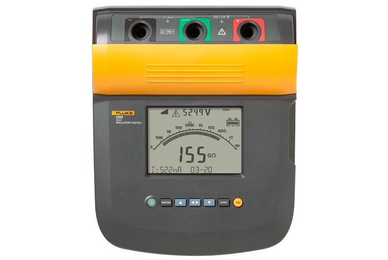 Fluke 1555 10 kV Insulation Tester