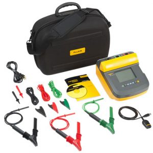 Fluke 1555 10 kV Insulation Tester Kit