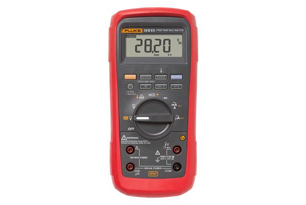 Fluke Dmm Meter : Fluke ii ex intrinsically safe true rms digital