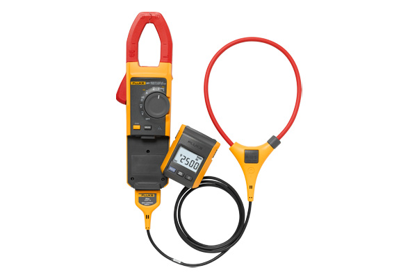 Fluke 381 Remote Display True Rms Ac Dc Clamp Meter With
