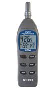 Reed Instruments 8706-NIST Digital Psychrometers Data Logger