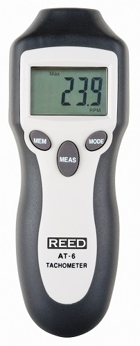 Reed Instruments AT-6-NIST Tachometer AT6-NIST