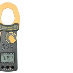 Reed Instruments R5060-NIST True RMS AC/DC Clamp Meter (Replaced CM-9930-NIST)