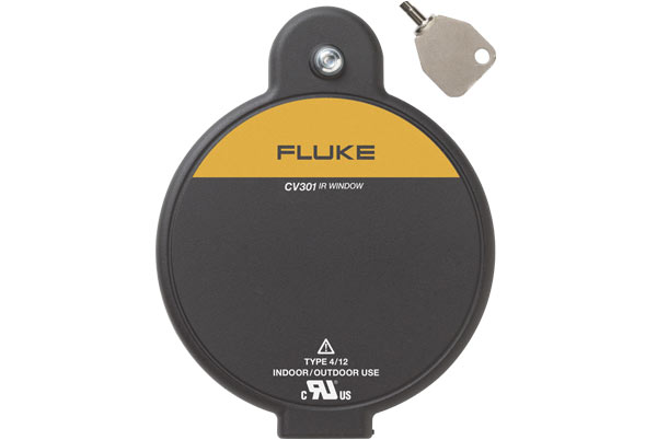 Fluke CV301 ClirVu 75 mm (3 in) Infrared Window
