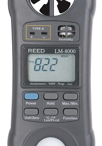 Reed Instruments LM-8000-NIST Environmental Meter LM8000-NIST