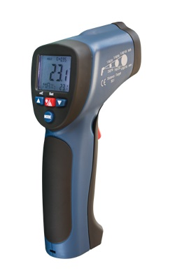 Reed Instruments R2005-NIST Infrared Thermometer with Type K TC (Replaced ST-8835)