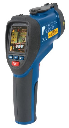 Reed Instruments R2020-NIST Infrared Video Thermometer Data Logger