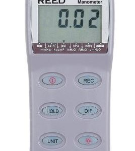 Reed Instruments R3100-NIST Digital Manometer (Replaced 82100-NIST)