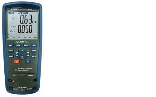 Reed Instruments R5001-NIST LCR Meter