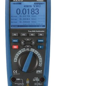 Reed Instruments R5005-NIST True RMS Multimeter