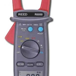 Reed Instruments R5050 True RMS Clamp Meter