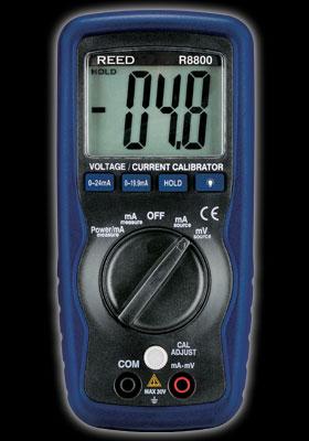 Reed Instruments R8800 Voltage Current Calibrator