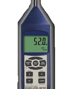 Reed Instruments SD-4023-NIST Sound Level Meter SD Card Data Logger SD4023-NIST