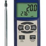 Reed Instruments SD-4214-NIST Thermo-Anemometer Data Logger SD4214-NIST
