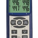 Reed Instruments SD-947-NIST Thermometer Thermocouple 4-Channel Data Logger SD947-NIST