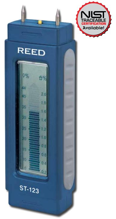 Reed Instrument ST-123 Moisture Detector
