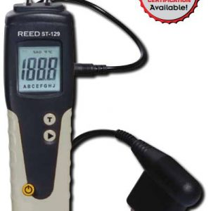 Reed Instruments ST-129-NIST Wood Moisture Detector ST129-NIST
