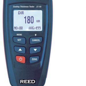 Reed Instruments ST-156-NIST Coating Thickness Gauge, 1250µm/50mils ST156-NIST