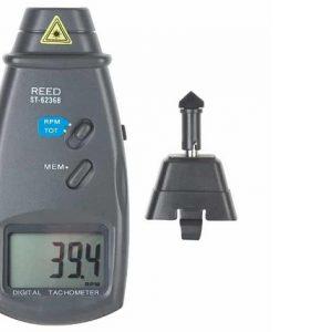 Reed Instruments ST-6236B-NIST Photo Contact Tachometer ST623B-NIST